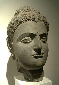 les quatre rencontres de bouddha